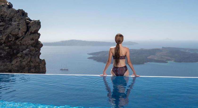 Pegasus Villas, Hotels in Imerovigli, Greece - Santorini View