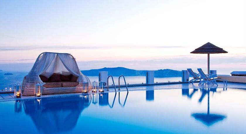 SANTORINI PRINCESS SPA HOTEL in Santorini - 2019 Prices,Photos,Ratings - Book Now