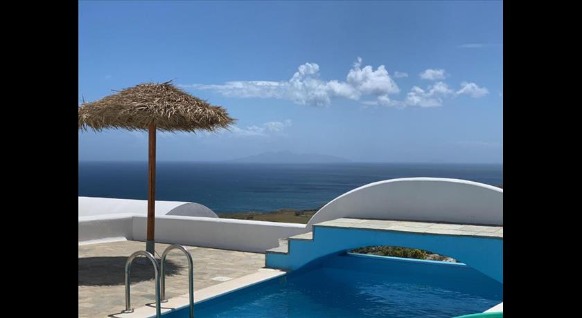Sunrise Private Villas, Hotel in Imerovigli, Greece - Santorini View