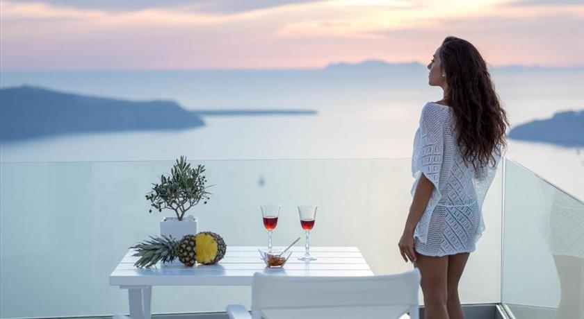 Unique Suites, Hotels in Imerovigli, Greece - Santorini View
