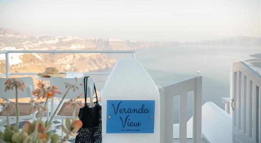 VERANDA VIEW in Santorini - 2019 Prices,Photos,Ratings - Book Now