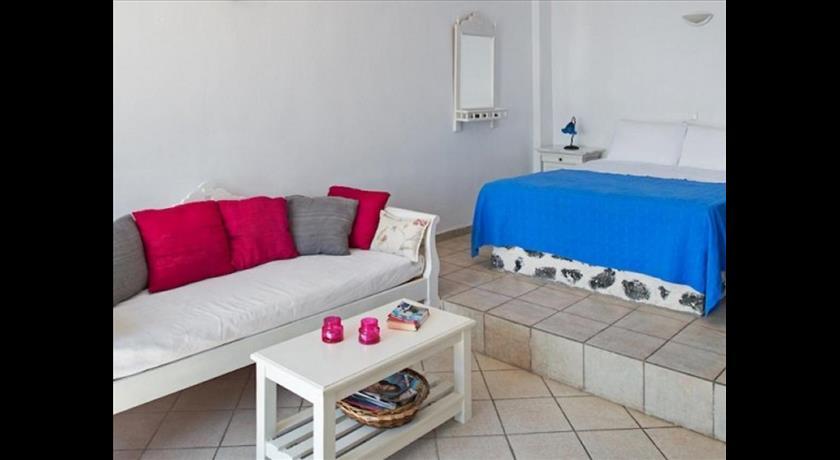 Villa Miamo, Hotel in Imerovigli, Greece - Santorini View