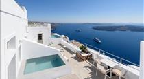 Vista Mare Suites, hotels in Imerovigli
