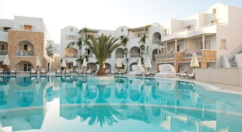AEGEAN PLAZA HOTEL in Santorini - 2019 Prices,Photos,Ratings - Book Now