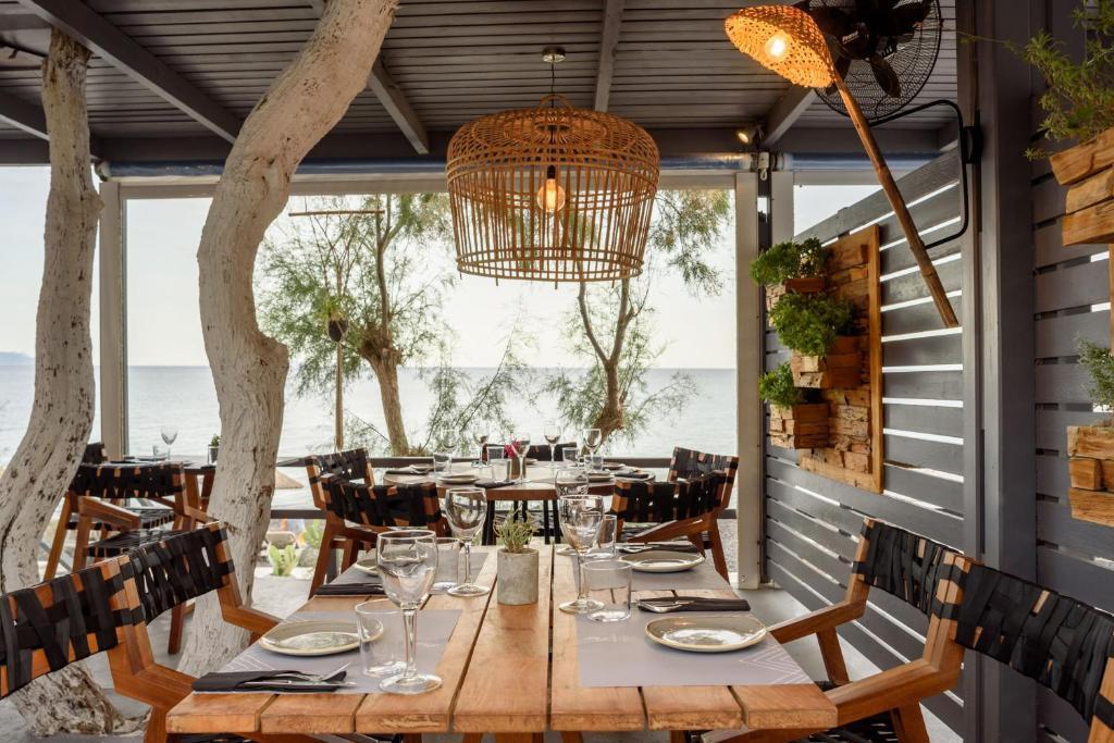 Afroditi Venus Beach Hotel Spa Hotels In Ri