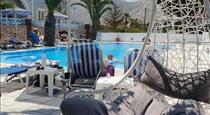 Alkyon Hotel, hotels in Kamari