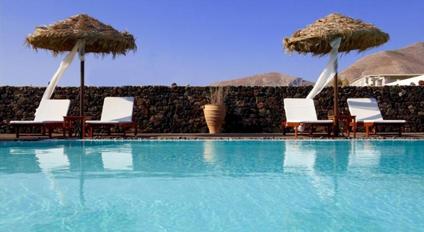 Anna Traditional Apartments, Hotels in Kamari, Greece - Santorini View