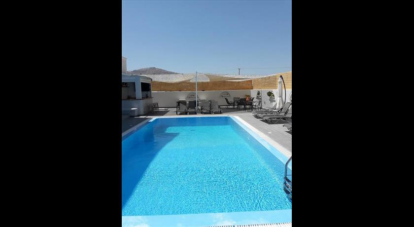 Azalea Studios & Apartments, Hotels in Kamari, Greece - Santorini View