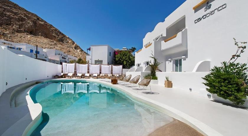 CAVO BIANCO BOUTIQUE HOTEL & SPA in Santorini - 2021 Prices,Photos,Ratings - Book Now