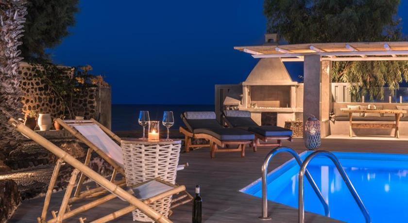 DAMMA BEACHFRONT LUXURY VILLA in Santorini - 2019 Prices,Photos,Ratings - Book Now