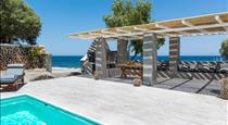 Damma Beachfront Luxury Villa, hotels in Kamari