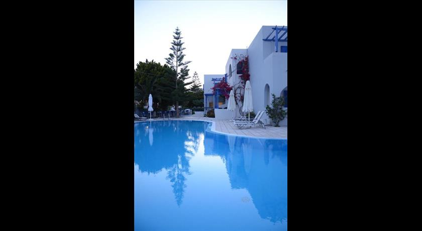 Hippocampus Hotel, Hotel in Kamari, Greece - Santorini View