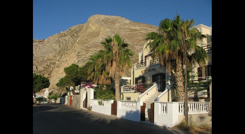 Hotel Adonis, Hotel in Kamari, Greece - Santorini View