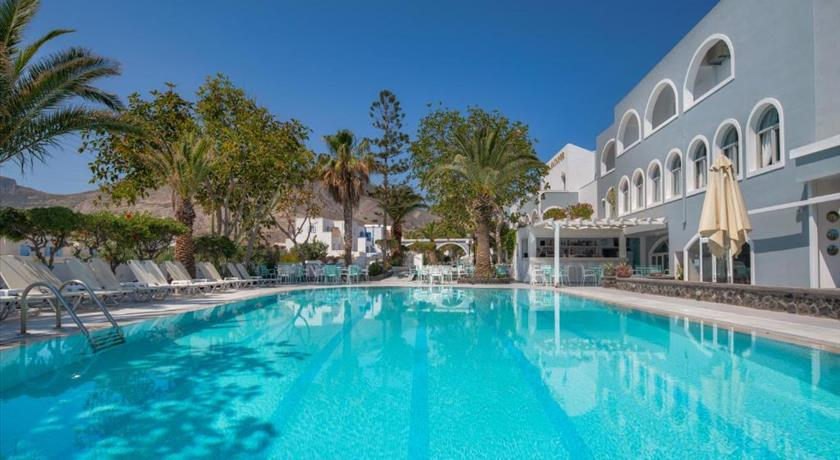 MAKARIOS HOTEL in Santorini - 2019 Prices,Photos,Ratings - Book Now