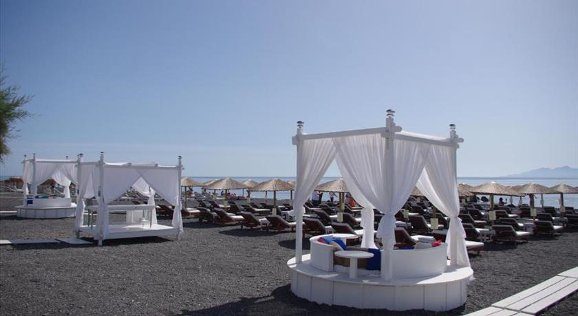 La Mer Deluxe Hotel And Spa Kamari Santorini