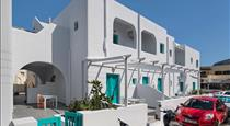 Nissia Apartments, hotels in Kamari