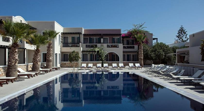 ROSE BAY HOTEL in Santorini - 2019 Prices,VIDEO,Ratings - Book Now