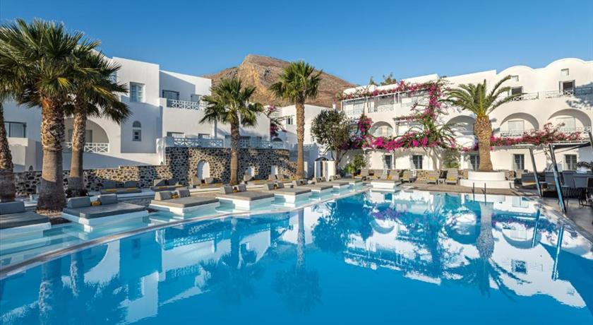 SANTORINI KASTELLI RESORT in Santorini - 2019 Prices,Photos,Ratings - Book Now
