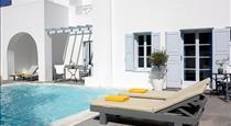 Santorini Kastelli Resort, hotels in Kamari