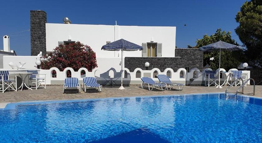 Atlas Pension, Hotels in Karterados, Greece - Santorini View