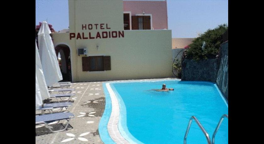 HOTEL PALLADION in Santorini - 2019 Prices,Photos,Ratings - Book Now