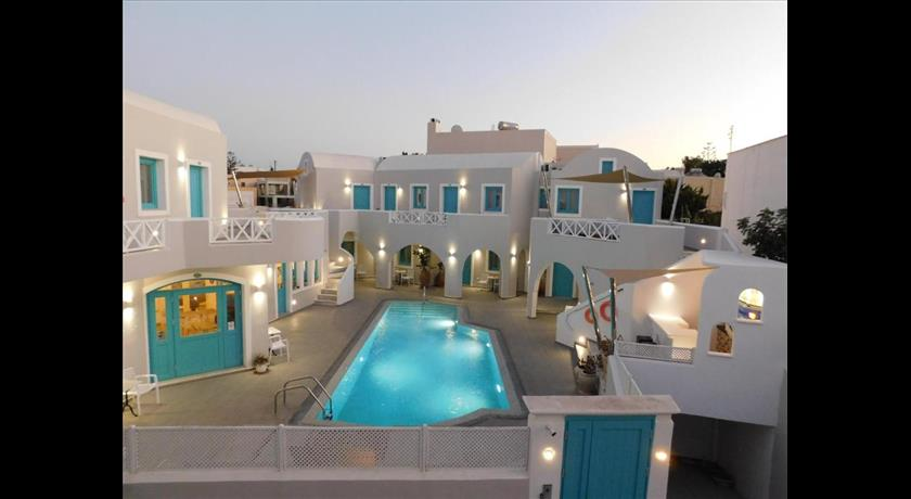 NIKOLAS HOTEL in Santorini - 2019 Prices,Photos,Ratings - Book Now