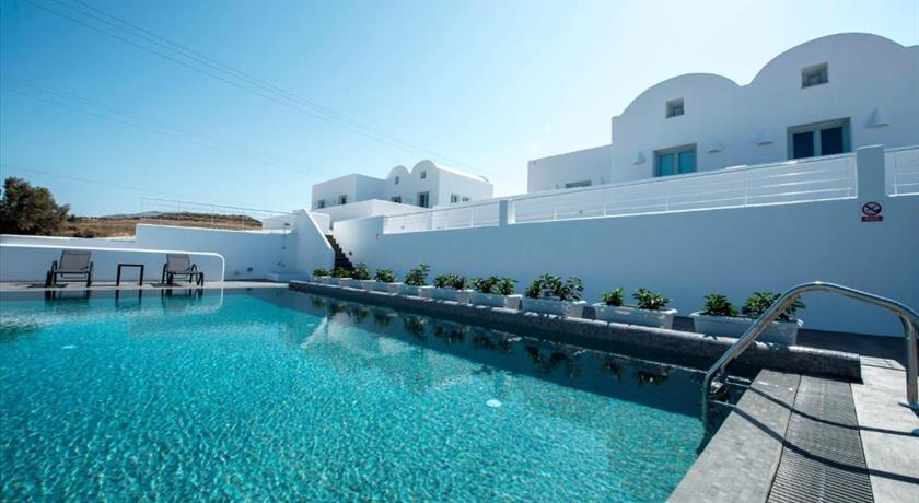 Sea & Sand Villas, Hotels in Karterados, Greece - Santorini View