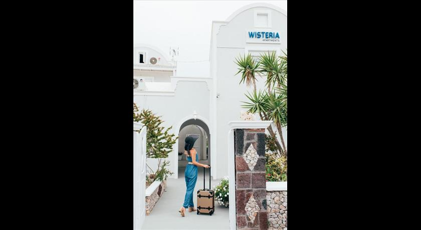WISTERIA APARTMENTS in Santorini - 2019 Prices,Photos,Ratings - Book Now