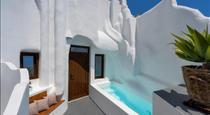 Aegean Mist Luxury Suites, hotels in Megalochori