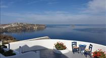 Caldera View Private Villa, hotels in Megalochori