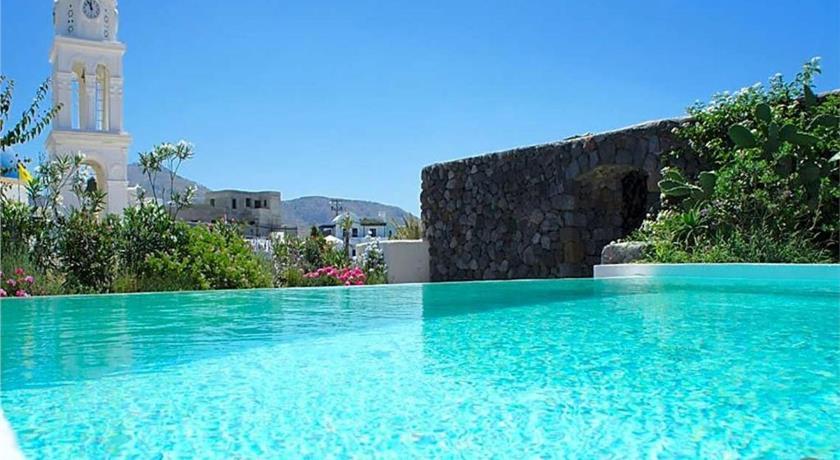 MEGALOCHORI VILLA SLEEPS 6 POOL AIR CON WIFI in Santorini - 2019 Prices,Photos,Ratings - Book Now