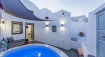 Santorini First, hotels in Megalochori