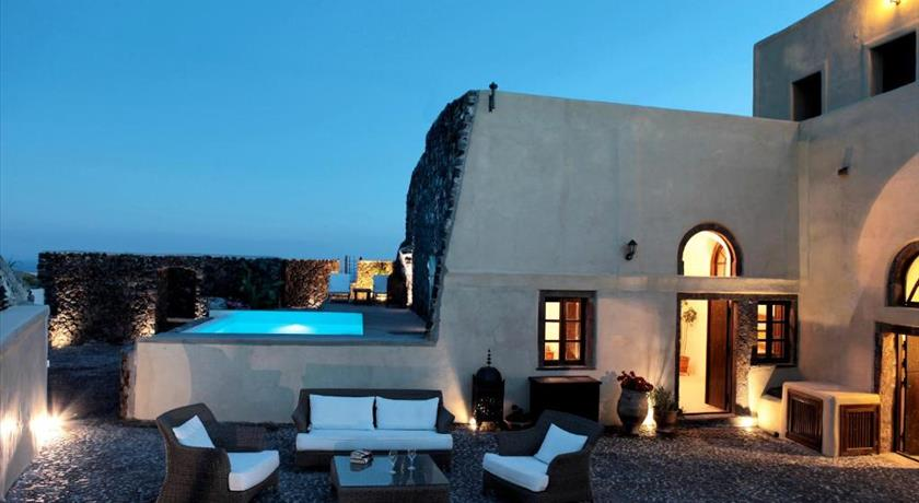 SANTORINI HERITAGE VILLAS in Santorini - 2019 Prices,Photos,Ratings - Book Now