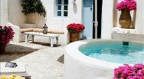 Villa Ivi of The Divine Villas, hotels in Megalochori