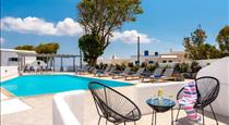 Kalisperis Hotel, hotels in Messaria