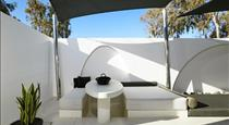 Le Blanc Nest Santorini - Family / Couples Luxury House, hotels in Messaria