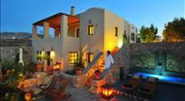Pleiades Eco Houses, hotels in Messaria