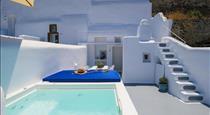 Radiant Santorini, hotels in Messaria