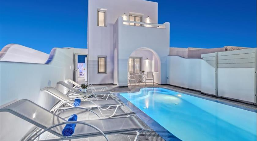 SANTORINI BLUE SENSES VILLAS in Santorini - 2019 Prices,Photos,Ratings - Book Now