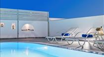 Santorini Blue Senses Villas, hotels in Messaria