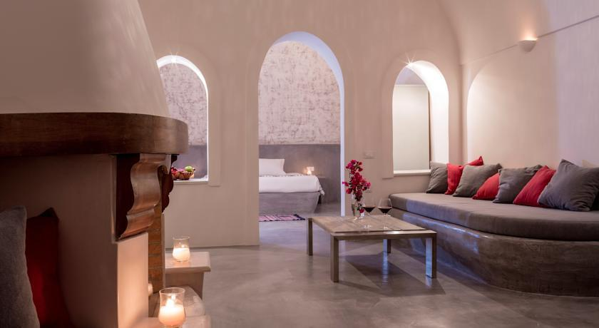 Andronis boutique hotel oia hotels santorini for Boutique hotel oia