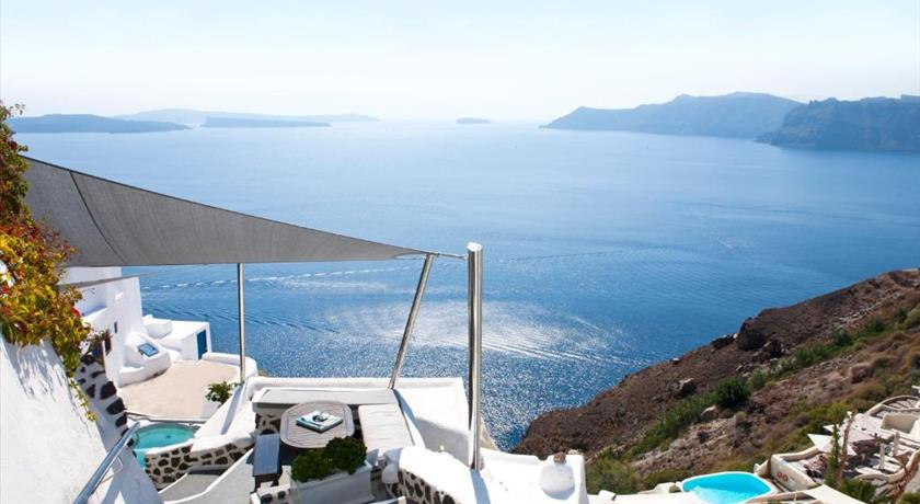 Alexander's Boutique Hotel, Hotels in Oia, Greece - Santorini View