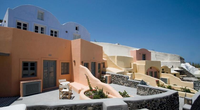 Ambelia Traditional Villas, Hotels in Oia, Greece - Santorini View