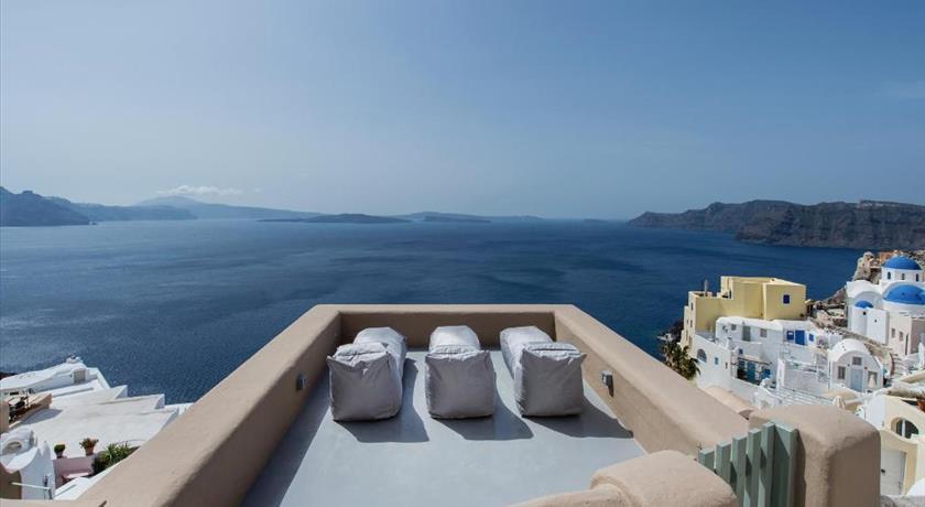 Ammos Oia Mansion, Hotel in Oia, Greece - Santorini View