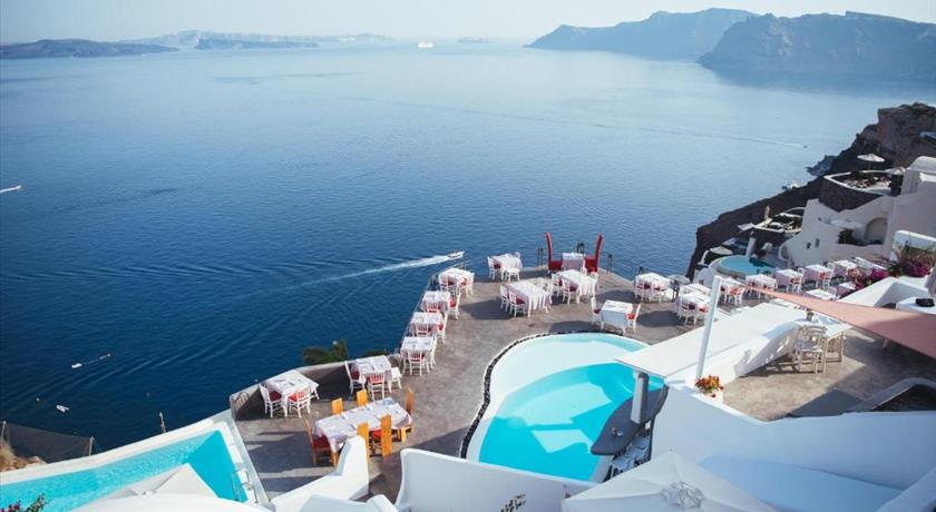Andronis Boutique Hotel, Hotel in Oia, Greece - Santorini View
