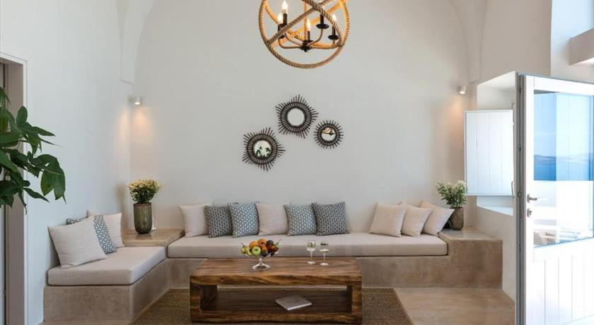 Andronis boutique hotel hotels in oia greece santorini for Boutique hotel view