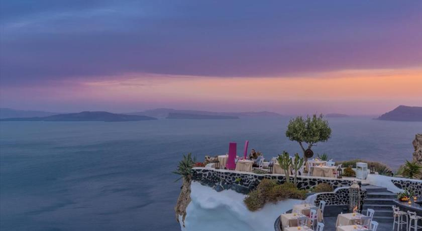 Andronis Luxury Suites, Hotel in Oia Caldera - Santorini View