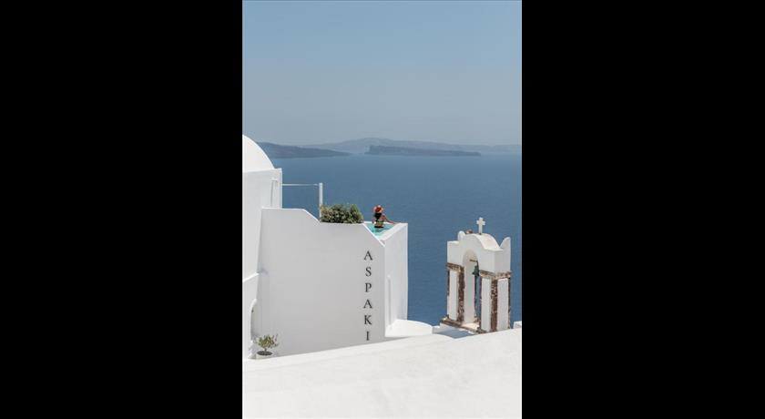 Aspaki by Art Maisons, Hotels in Oia, Greece - Santorini View