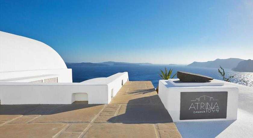 ATRINA CANAVA 1894 in Santorini - 2019 Prices,Photos,Ratings - Book Now