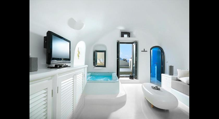 BLUE CANAVES BOUTIQUE VILLA in Santorini - 2019 Prices,Photos,Ratings - Book Now